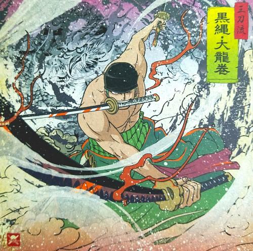 Eiichiro Oda, Toei Animation, One Piece, Roronoa Zoro