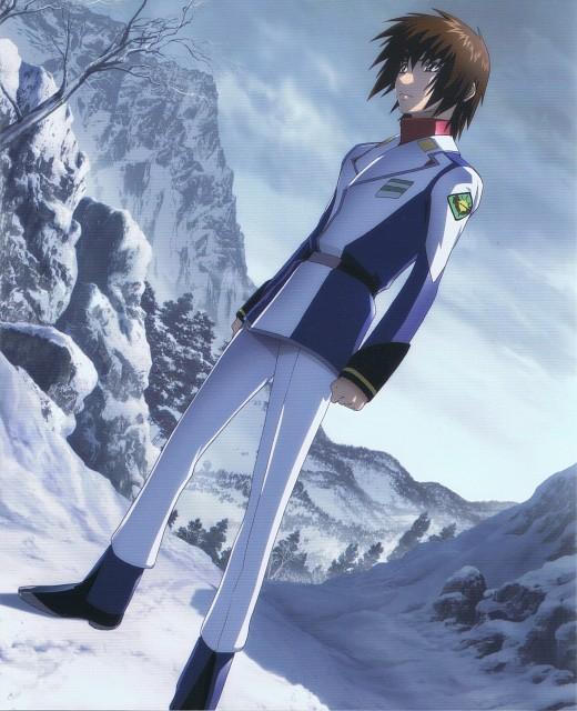 Hisashi Hirai, Sunrise (Studio), Mobile Suit Gundam SEED Destiny, Kira Yamato