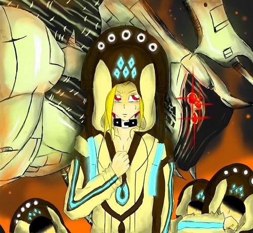 Kazuki Takahashi, Studio Gallop, Yu-Gi-Oh! Duel Monsters, Yami Yuugi, Member Art