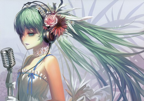 Alphonse, White Radio, Vocaloid, Miku Hatsune