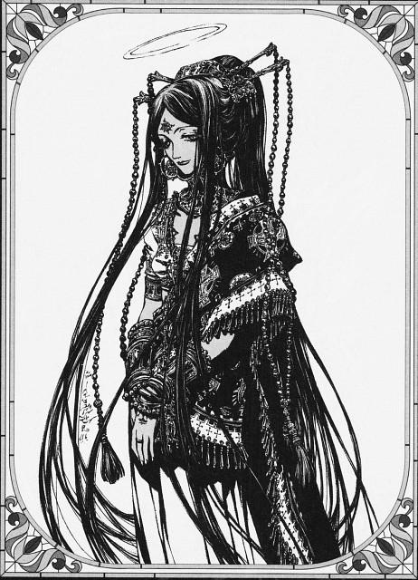 Shibamoto Thores, Gonzo, Trinity Blood, Lilith Sahl