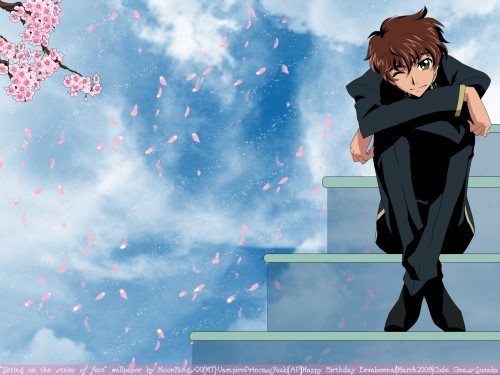 Takahiro Kimura, Sunrise (Studio), Lelouch of the Rebellion, Suzaku Kururugi, Vector Art Wallpaper