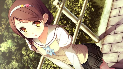 Kantoku, CUBE (Studio), Your Diary, Kanade Hirosaki, Game CG