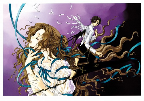 CLAMP, Sunrise (Studio), Lelouch of the Rebellion, Mutuality: Clamp Works in Code Geass, Nunnally Lamperouge