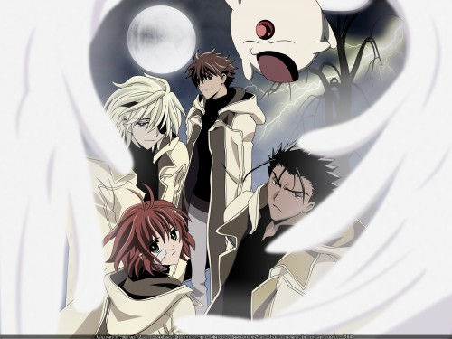 CLAMP, Production I.G, Tsubasa Reservoir Chronicle, Kurogane, Mokona Wallpaper