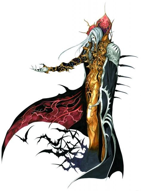 Takeshi Obata, Castlevania, Dracula