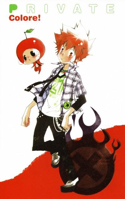 Akira Amano, Katekyo Hitman Reborn!, Colore!, Reborn (Character), Tsunayoshi Sawada