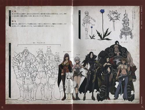 Eri Nagata, Hyung-Tae Kim, Gonzo, Blade and Soul, Hazuki Jin (Blade and Soul)