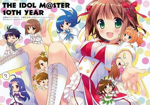 Suimya, Radiant Girls, Idol Master, Idol Master: Cinderella Girls, Azusa Miura