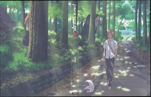 Yuki Midorikawa, Brains Base, Natsume Yuujin-Chou, Reiko Natsume, Takashi Natsume