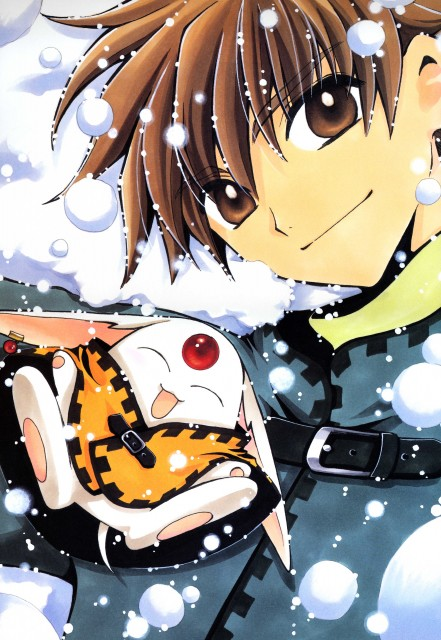 CLAMP, Tsubasa Reservoir Chronicle, Album de Reproductions, Syaoran Li, Mokona
