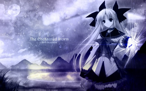 Hiro Suzuhira, Chronicle (Artbook), Monochrome (Visual Novel), Yun (Monochrome) Wallpaper