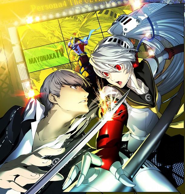 Shigenori Soejima, Anime International Company, Atlus, Shin Megami Tensei: Persona 3, Shin Megami Tensei: Persona 4