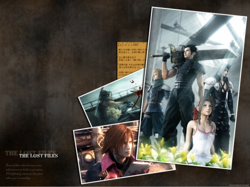 Square Enix, Final Fantasy VII: Crisis Core, Final Fantasy VII, Cloud Strife, Angeal Hewley Wallpaper