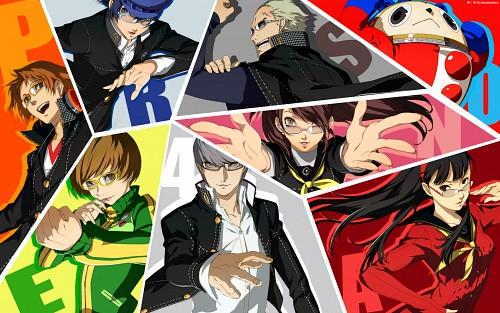 Atlus, Anime International Company, Shin Megami Tensei: Persona 4, Rise Kujikawa, Kanji Tatsumi Wallpaper