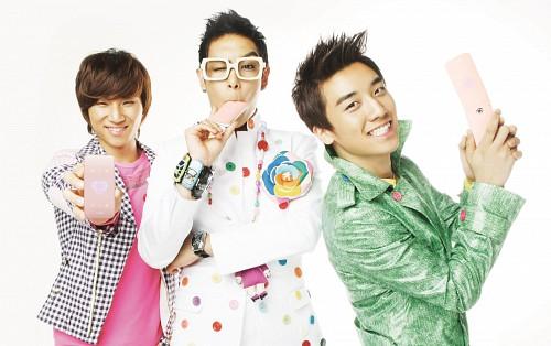 Seungri, T.O.P., BIGBANG, Daesung