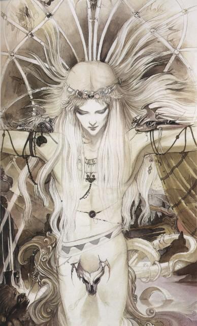 Yoshitaka Amano, Hiten, Elric of Melnibone