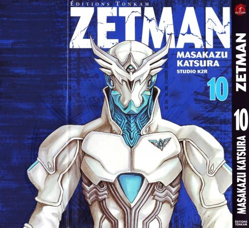 Masakazu Katsura, Zetman, Manga Cover