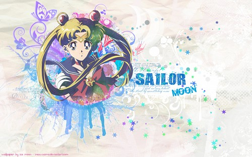 Toei Animation, Bishoujo Senshi Sailor Moon, Sailor Moon Wallpaper