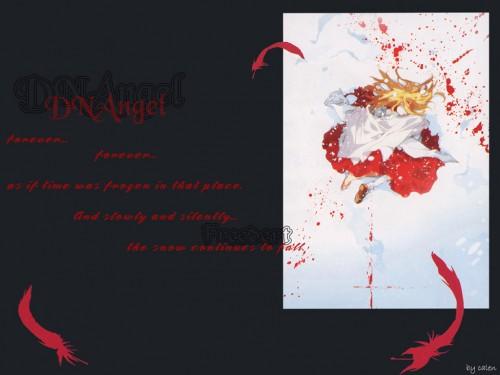 Yukiru Sugisaki, Xebec, D.N.Angel, Freedert Wallpaper