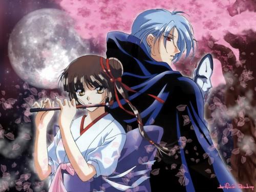 Narumi Kakinouchi, Vampire Princess Miyu, Miyu, Larva Wallpaper