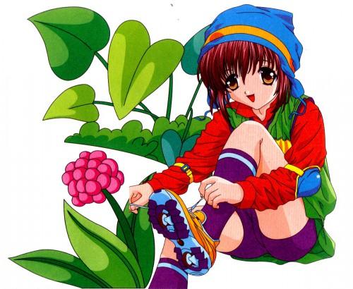 Naoto Tenhiro, Sister Princess, Mamoru