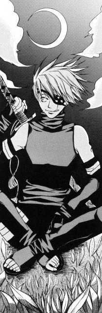 Naruto, Kakashi Hatake, Doujinshi