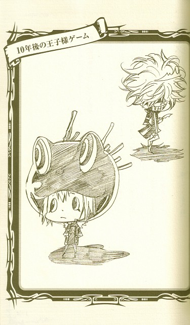 Akira Amano, Katekyo Hitman Reborn!, Belphegor (Katekyo Hitman Reborn!), Fran