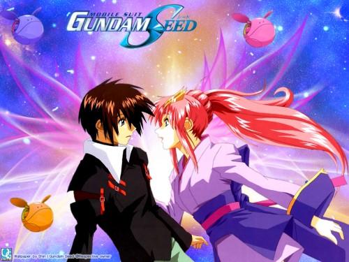 Sunrise (Studio), Mobile Suit Gundam SEED, Haro, Lacus Clyne, Kira Yamato Wallpaper