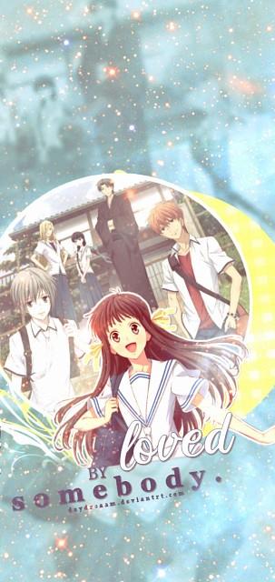 Natsuki Takaya, Fruits Basket, Arisa Uotani, Kyo Sohma, Saki Hanajima