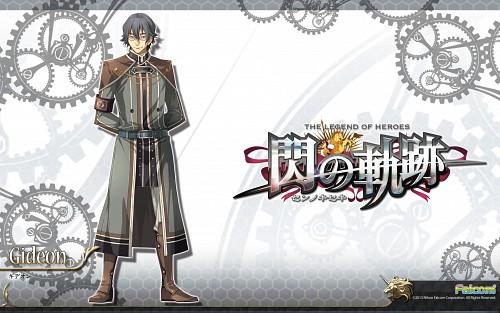 Falcom, The Legend of Heroes: Zero no Kiseki, Gideon, Official Wallpaper