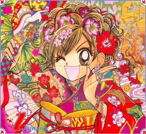 Mihona Fujii, Gals!, Ran Kotobuki, Calendar