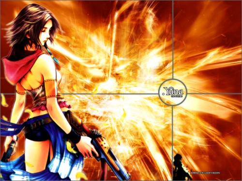 Square Enix, Final Fantasy X-2, Yuna Wallpaper
