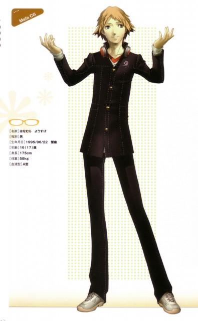 Shin Megami Tensei: Persona 4, Yosuke Hanamura