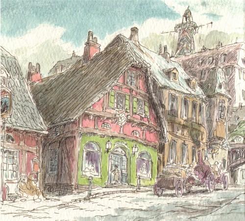 Hayao Miyazaki, Studio Ghibli, Howl's Moving Castle