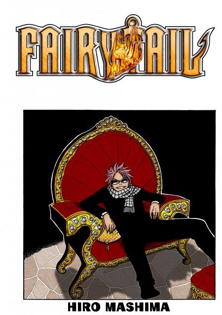 Hiro Mashima, Satelight, Fairy Tail, Natsu Dragneel, Colorizations