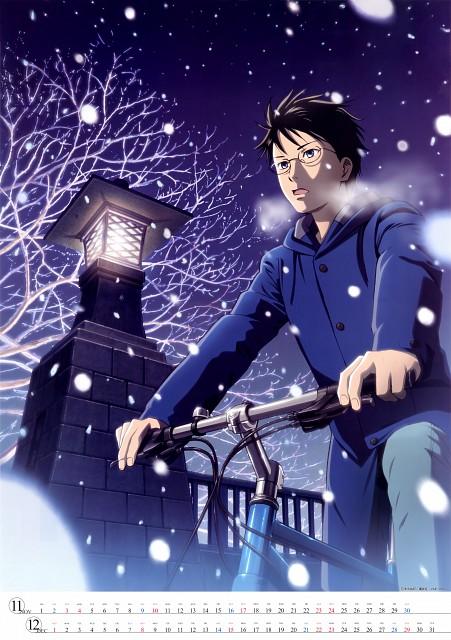Yuki Suetsugu, Madhouse, Chihayafuru, Arata Wataya, DVD Cover