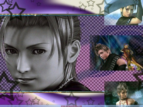 Square Enix, Final Fantasy X-2, Rikku, Paine, Occupations Wallpaper
