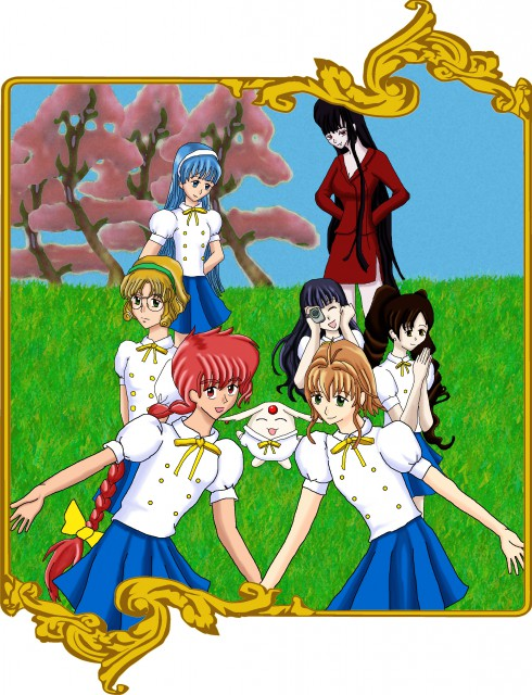 CLAMP, Production I.G, TMS Entertainment, Bee Train, Cardcaptor Sakura