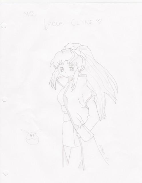 Sunrise (Studio), Mobile Suit Gundam SEED, Lacus Clyne, Member Art