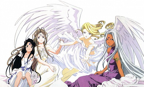 Anime International Company, Ah! Megami-sama, Urd, Belldandy, Holy Bell