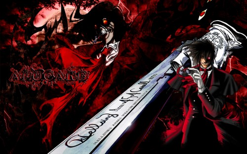 Hellsing, Alucard Wallpaper