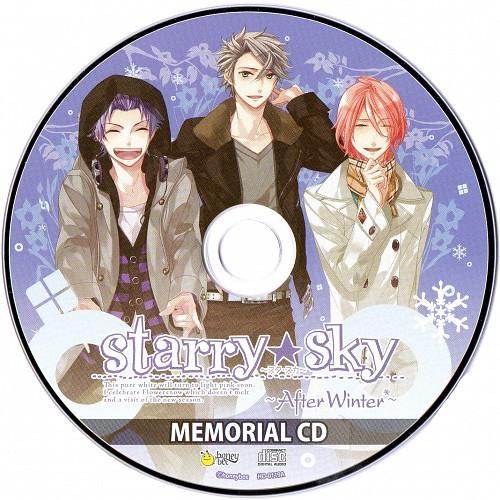 Kazuaki, Starry Sky, Tsubasa Amaha, Hayato Aozora, Kazuki Shiranui