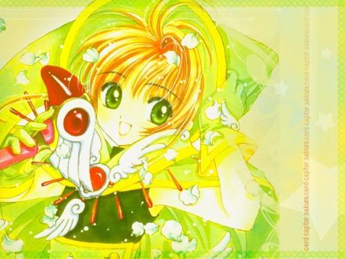 CLAMP, Madhouse, Cardcaptor Sakura, Sakura Kinomoto Wallpaper