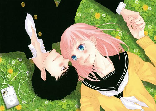 Yunomi, Just Be Friends -Illustrations-, Vocaloid, Luka Megurine