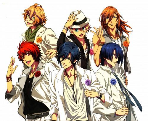 A-1 Pictures, Uta no Prince-sama, Tokiya Ichinose, Ren Jinguji, Otoya Ittoki