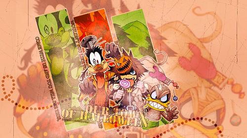 Square Enix, Kingdom Hearts, Donald Duck, Sora, Goofy Wallpaper