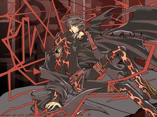 CLAMP, Tsubasa Reservoir Chronicle, Kamui Shirou Wallpaper