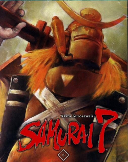 Gonzo, Samurai 7, Kikuchiyo
