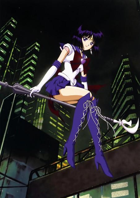 Hino Ryutaro, Bishoujo Senshi Sailor Moon, Sailor Saturn, Doujinshi